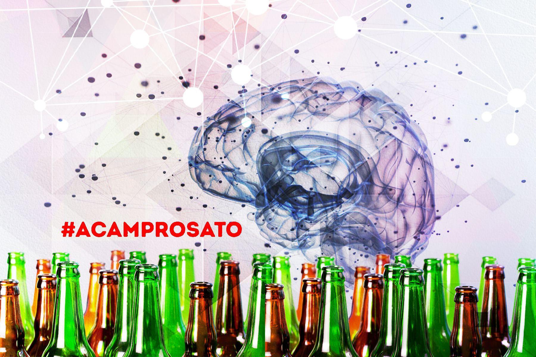 Gocce Colm di dipendenza alcolica